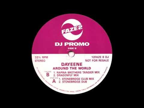 Dayeene - Around the world (Rapina Brothers Tangier Mix)