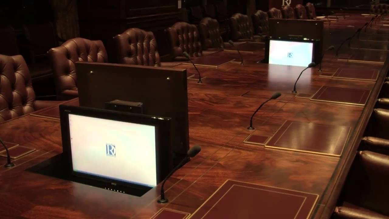 Meeting and Conference Room Technology Solutions - YouTube