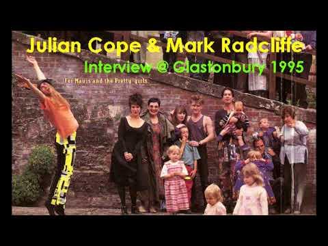 Julian Cope Interview - Glastonbury 1995