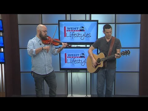 WEHT Local Lifestyles - Musicians Jake Holder and Nick Cheek