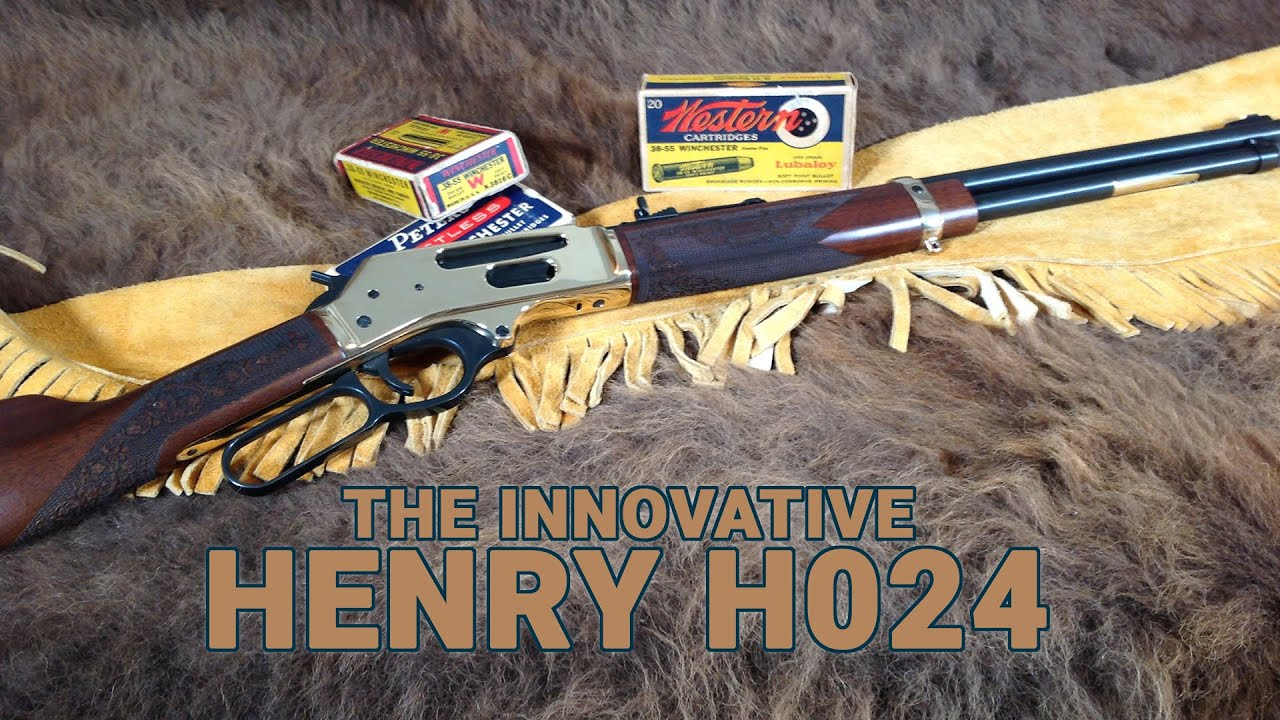 Gun Review: Henry H024 Side Gate Lever Action :: Guns com