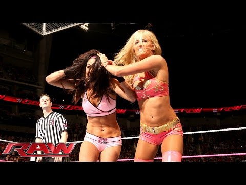 Brie Bella vs. Summer Rae: Raw, Oct. 20, 2014