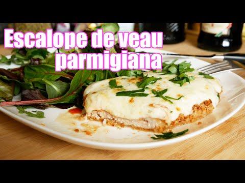 escalope-de-veau-parmigiana