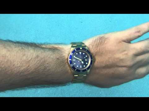 Swiss Luxury Rolex Submariner