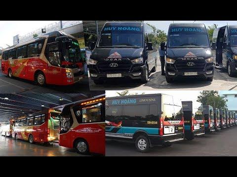 Xe Buýt 5 Sao Sân Bay Tân Sơn Nhất Vũng Tàu đi Vào Hoạt động Tết Kỷ Hợi 2019
