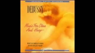 DEBUSSY - Music for OBOE and HARP - LA PLUS QUE LENTE 8/13