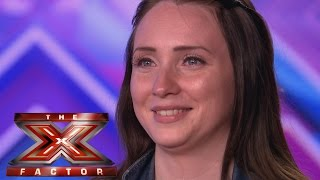 Amy Connelly sings With You - Audition Week 1 - The X Factor UK 2014