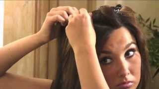 How To Video: Salon Confidential Clip In Hair Extensions