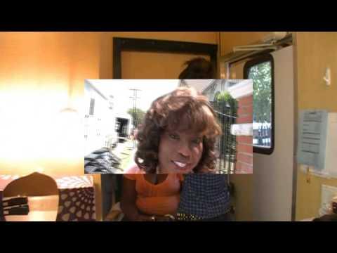 Sneak-A-Peek With Cheryl Francis Harrington On Set
