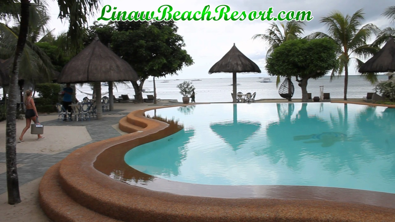 Linaw Beach Resort And Pearl Restaurant In Bohol Philippines
