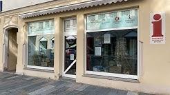 Tourist Info und Ticketshop in Zwickau öffnen wieder
