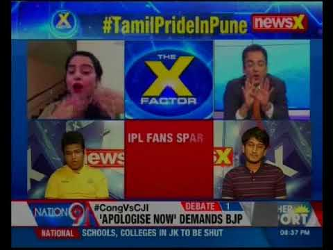 IPL fans sparks a row over Tamil film releases: The X Factor
