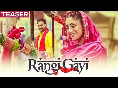 Song Teaser ► Rangi Gayi: Lakhwinder...