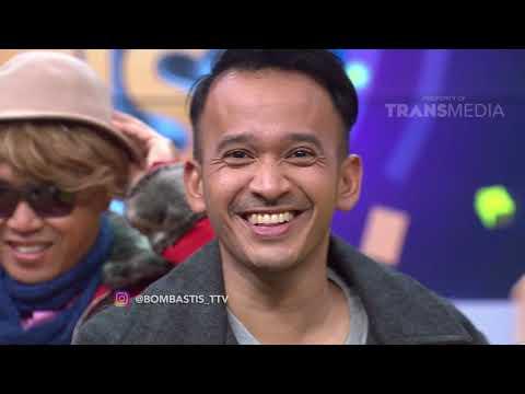 BOMBASTIS - Ruben Terharu Di Ungkit Masa Lalunya Sama Vannessa Angel  (6/11/17) Part 1