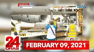 24 Oras Express: February 9, 2021 [HD]