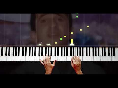 Sari Çi̇çeyi̇m - Piano By Vn