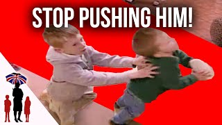 6yr Old Refuses To Stop Hitting Younger Brother..Supernanny Tips USA