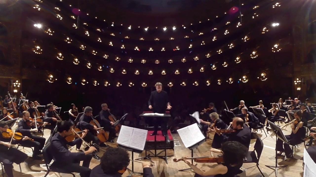 Orquesta Estable del Teatro Colón - 'Obertura Coriolano', op.62 - Beethoven  - YouTube