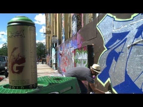 5 Pointz, graffiti mecca