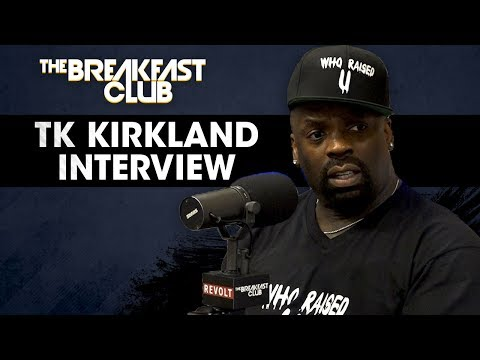 TK Kirkland On The Art Of Seduction, His New Comedy CD 'Who Raised You' & More
