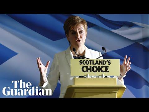 Nicola Sturgeon: independence best for Scotland post-Brexit