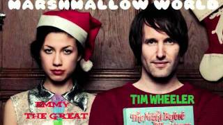MARHMALLOW WORLD - EMMY THE GREAT AND TIM WHEELER.wmv YouTube Videos