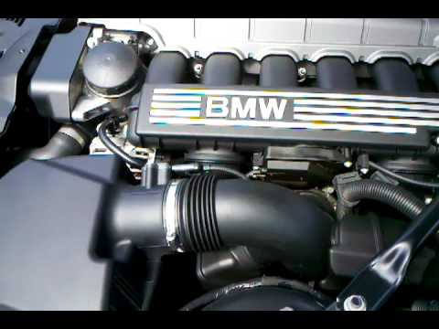Bmw 2006 Z4 30si Engine Knocking
