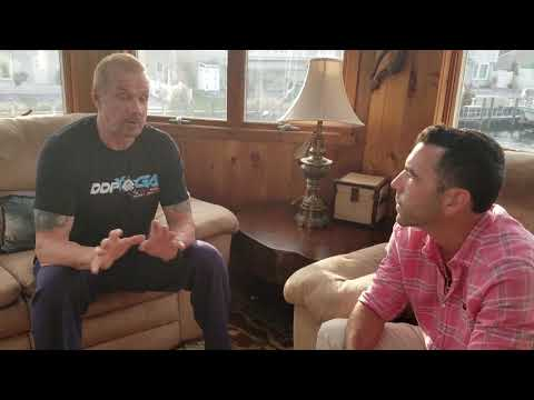 Booking Diamond Dallas Page's DDP Yoga Retreat at Karisma Hotel in Mexico