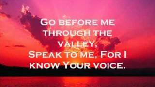 Fernando Ortega, Hear me calling, Great Redeemer w/lyrics