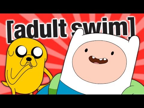 Adventure Time is Now On Adult Swim