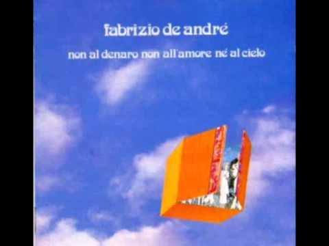Fabrizio De André - Un Matto (Dietro ogni scemo c'è un villaggio)