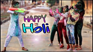 Happy Holi | Balam Pichkari | Heart Touching Story | Ranbir K, | Ishu Kunal Payal | Mk studio