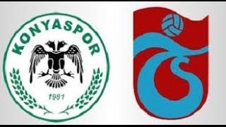 Torku Konyaspor 1-0 Trabzonspor / 2 Mart 2014 Pazar / PES14 Versiyon