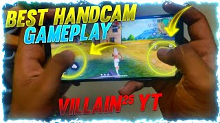 fastest Mobile Player Handcam Best Gameplay