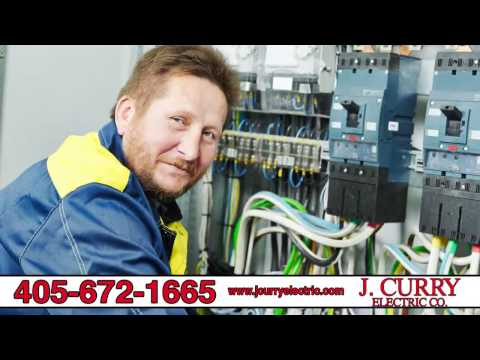 J Curry Electric | Commercial/Industrial 24-Hour Emergency Electrical Services in Oklahoma City, OK