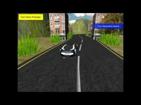 Procedural Tracks Generation (Unity 3d)