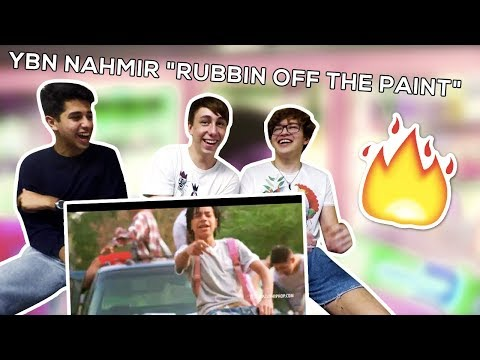 "YBN Nahmir ""Rubbin Off The Paint"" (WSHH Exclusive - Official Music Video) REACTION!!"