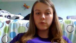 Video of my Freshman letter. This video is for the incoming freshman at cec.