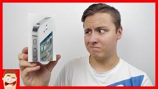 Смотреть видео  айфон 4 s