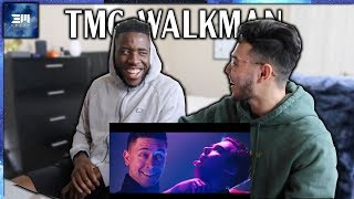 TMG - Walk Man (Official Video) - 3mSquad REACTION!