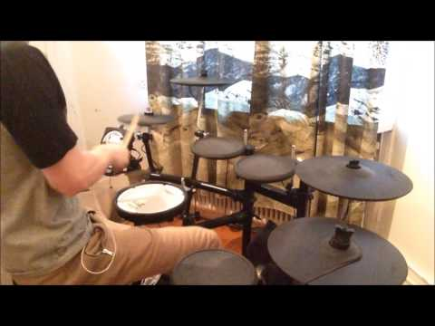Naruto Theme (Drum Cover) Asian Kung-Fu Generation - Blood Circulator 遥か彼方