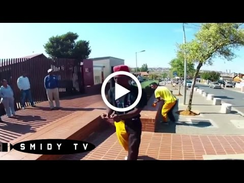 Lost talent - South Africa street performance