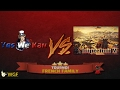 Tournoi FF 2: Yes We Kan vs Imperium M | War Récap
