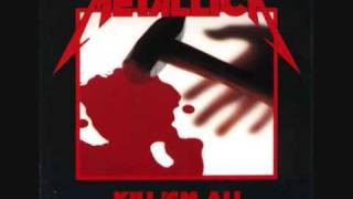 Seek And Destroy - Metallica - Kill