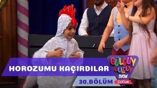 Güldüy Güldüy Show Çocuk 30. Bölüm | Horozumu Kaçırdılar