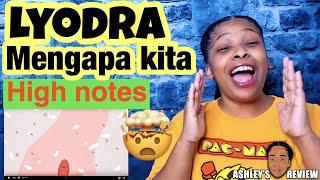 Lyodra - Mengapa Kita TerlanjurMencinta  Lyric     REACTION