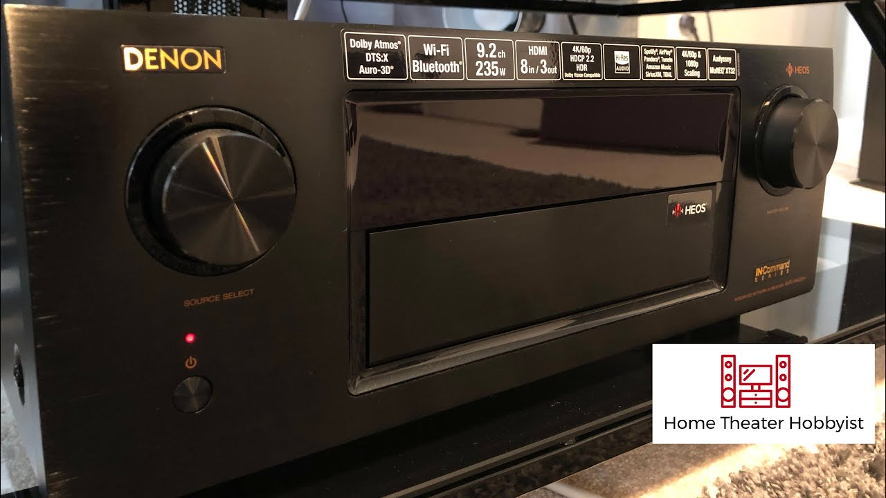 Denon firmware update 2017