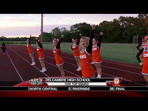 FNF Week 10: Cox Top Squad - Delcambre High School