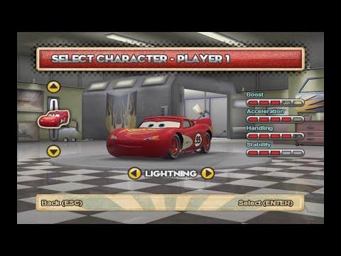 Cars: Mater-National: Lightning