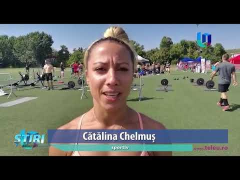 TeleU: Cea mai în formă româncă